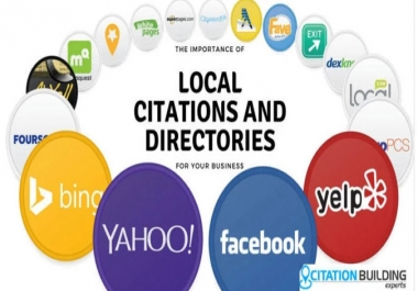 Get Local Citations Service For Local Business