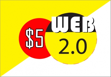 Create 80 HQ DA/PA Web 2.0 seo backlinks