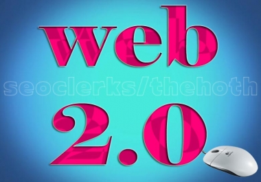 Manual 20 web 2.0 backlink rank your website on google