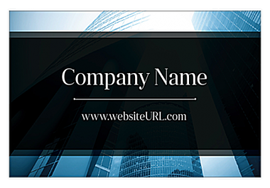 We will Design Professional Eye Catching Business card with a beautiful logo