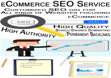 eCommerce SEO for Product/Service