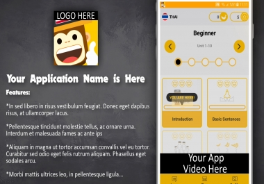 Create A Mobile App Promo Video For Ios Or Android