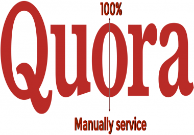 High Quality 10 Quora Answer posting with your keyword And Url