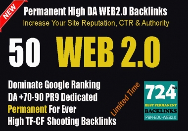 Explode Results By 50 WEB2.0 Dedicated + 1500 Blog Comment, Social Network, Forum Profile