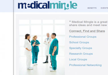 Guest Post On Health Niche Site Medicalmingle.com
