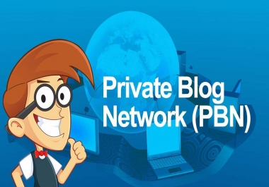 pbn backlink home page service