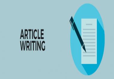 Fantastic Deals 500+ words an unique Articles and protective discripesions