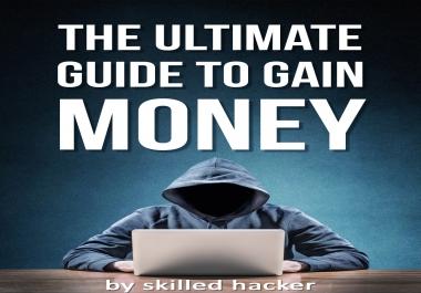 My secrets to make money online as a beginner