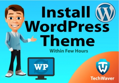 Install and configure any WordPress site with DIVI theme