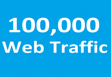 100,000 Real HQ website traffic + Keyword + Low bounce + Google analytics trackable