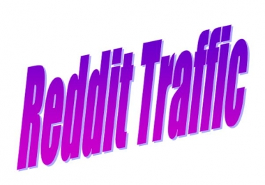 Get Real Traffic from Reddit with 5 Custom Comments and Upvote