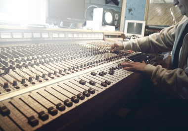 Mix and Master you audio track