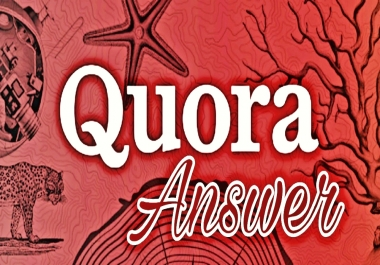 Submit your website with  5 most high quality Quora answer