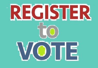 Promote you 100 signup or registration with email confirmation votes, captcha, different ips
