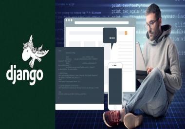 perfect Django website
