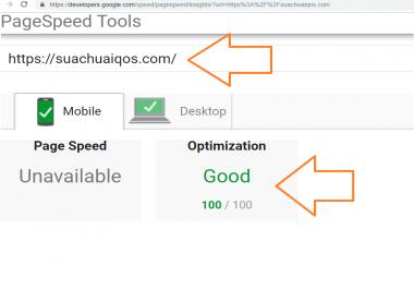 Boost WordPress website score 100 / 100 on Google Page Speed