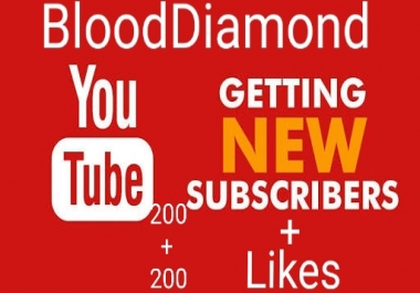 Start instant High Quality real  Youtube video promotion