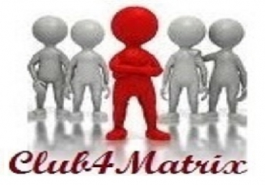 4 x mal share your post in our club4matrix with over 56,700 active follower  + EXTRAS