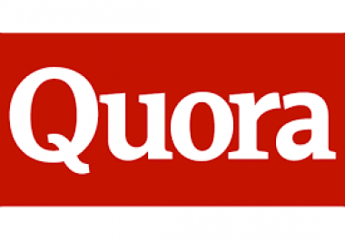 20 real and high quality quora upvote