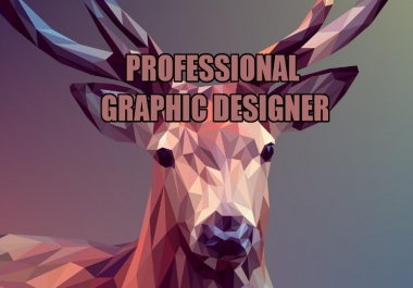 Will be your Professional Graphic Designer