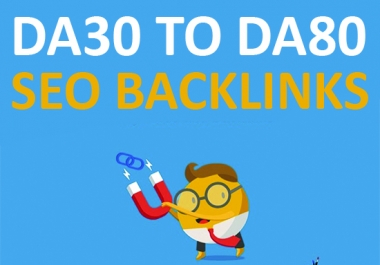 create 100 high pr dofollow permanent DA90  backlinks