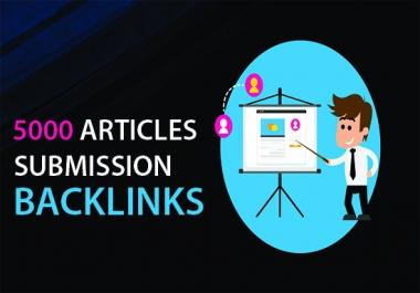 create 5000 Article directories backlinks (contextual backlinks) directories, wiki articles