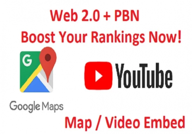 Video & Map Embeds that will Pound Your Video or Map to 1st Page Rankings