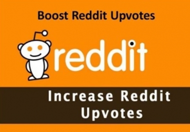 Give You 100 Real Humen Reddit Upvotes