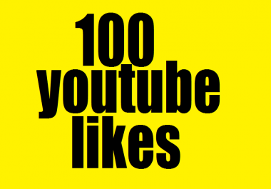 Limited offer 100 YouTube non drop  refille guarenteed