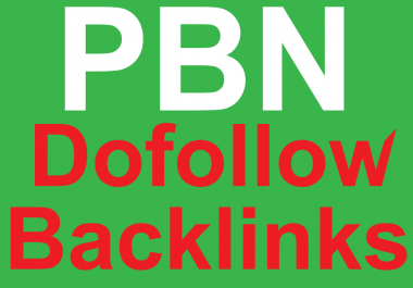 5 High Quality DA/PA TF/ CF manual PBN DOFOLLOW backlink