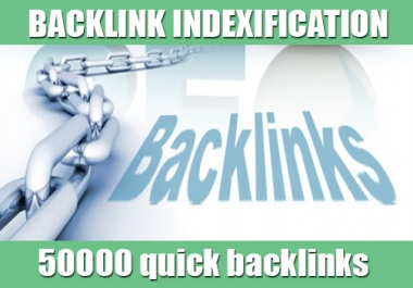 Create and index 500,000 backlinks with screenshot for unlimited traffic for any site or blog URL