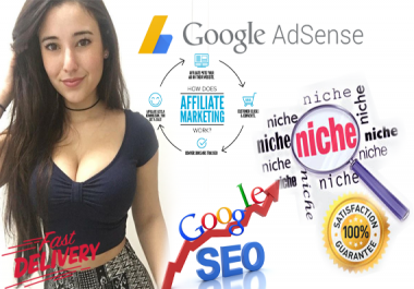 Create a Fully SEO Optimized Niche Website for Adsense or Affiliate marketing - You Can expect 200+ Dollars Monthly Passive Income