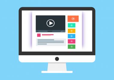 Upload Your Video To Video Platform DA37 Dofollow Link