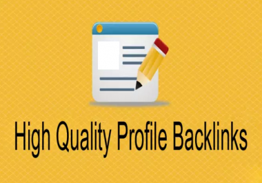 Create 100 Forum Profile Backlinks