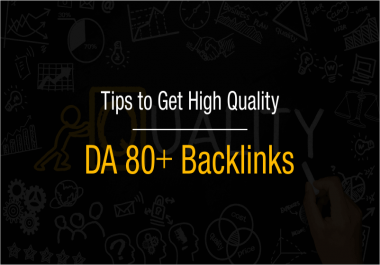 Manual 70+ PR9 SEO serp ranking backlinks create