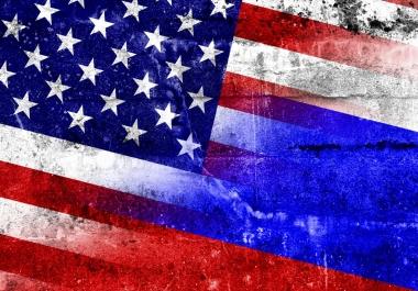Professional English to Russian translation