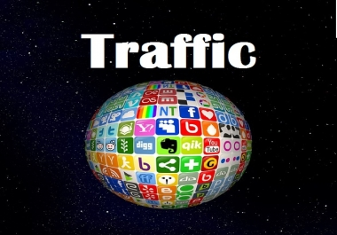 get  FAST / SLOW  Unlimited   organic TRAFFIC to your website   with  live Statistics Analytics