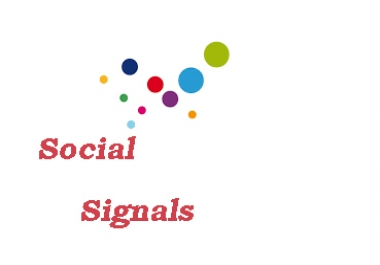 Website Social Signals Best Quality 5000 SEO Signals Enhance