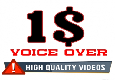 Make you a Professional High Quality Video