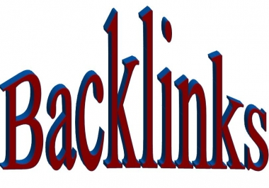 Get 10 + Do follow and spam free back links with fast delivery