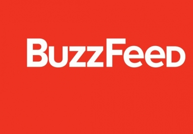 i will Publish Guest Posts On Buzzfeed,DA90+