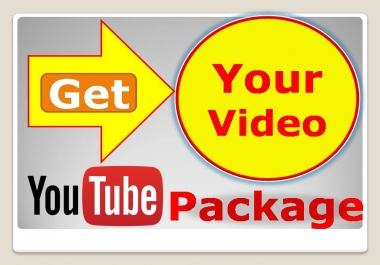 Get your Best Video Package with very cheap and fast delivery