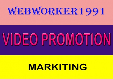 Organic YouTube Promotion and marketing my regulay client