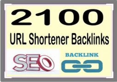 2100++ Quantities URL shortener backlinks service