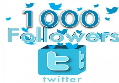 HQ 1k/1000+ Twitter Post Promotion Within Fast Complete