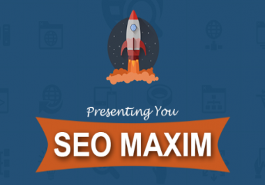 SEO MAXIM - Dominate Your Niche in Google Ranking