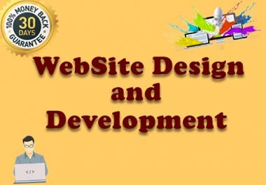Do WordPress website design and development