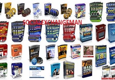 Top selected 150 + eBook With Master Resell Rights