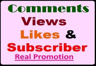 Custom Video Promotion via Real Profile, High-quality accounts