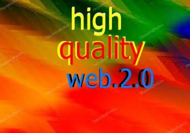 Manual Web 2 Backlinks
